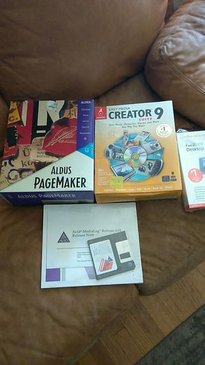Old Software for Sale in Long Beach, CA