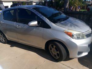2014 Toyota Yaris for Sale in Chula Vista, CA