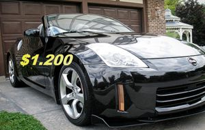 📗Such a beautiful car for sale. 2007 Nissan 350Z no issue. FWD/Wheelss📗 for Sale in Washington, DC