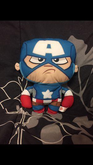 Captain America Plush for Sale in Ocoee, FL