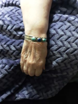 Antique bracelet turquoise and blue lapis for Sale in Vancouver, WA
