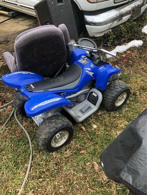Kids 4 wheeler needs charger for Sale in Washington, DC