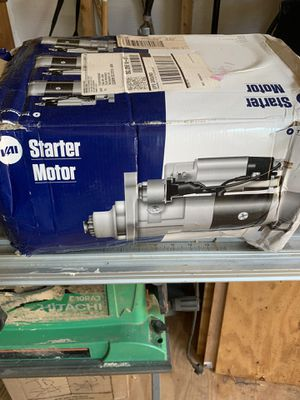 Starter and Selenoid ford tractor for Sale in Clover, SC