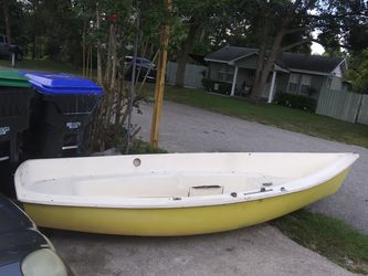 Project sailboat or could be a jon boat for Sale in Orlando,  FL