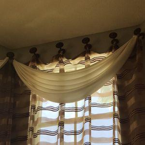 Curtain Swags for Sale in Miami, FL