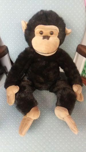 Vintage 1988 Chrisha Creations Playful Plush Monkey for Sale in Wood Village, OR