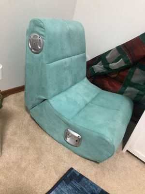 Pottery Barn Rocker with music player for Sale in Renton, WA