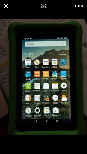 Amazon kindle fire for Sale in Jacksonville, FL