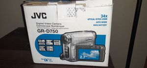 Jvc gr d750 camcorder sell or trade for mens bike. for Sale in Tampa, FL