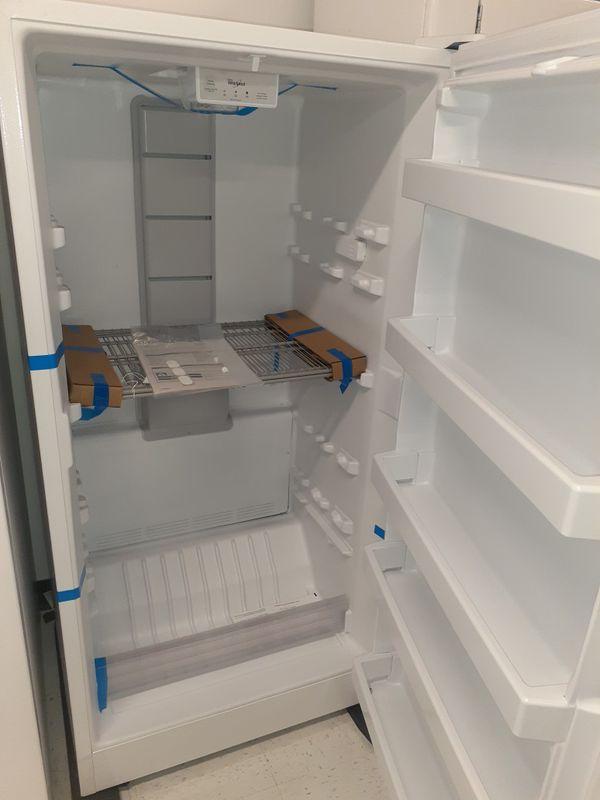 """Whirlpool 30""""wide freezer new open box, 6 months warranty!"""