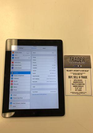 Apple iPad 3 black 16gb for Sale in Pittsburgh, PA