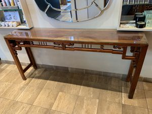 Antique console table for Sale in Seattle, WA