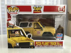 TOY STORY PIZZA PLANET TRUCK for Sale in Houston, TX