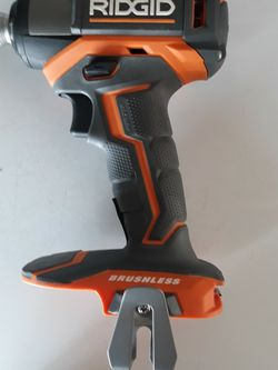 """Ridgid 18v brushless Gen5x 1/4"""" Impact 3 Speed Tool Only for Sale in Carson,  CA"""