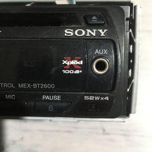 Sony Xplod Car Stereo for Sale in Tijuana, MX
