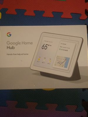 Google home hub read profile for Sale in Bedford Hills, NY