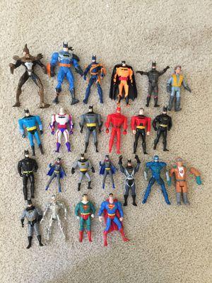 Action Figures mostly Batman. Make offer for Sale in Charlotte, NC