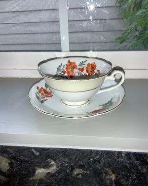 """Vintage """"JYOTO CHINA OCCUPIED JAPAN - Fine Bone China Teacup and Saucer"""" for Sale in Beaverton, OR"""