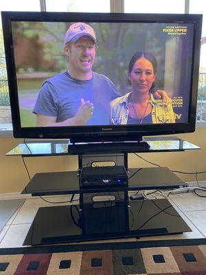 55 inch Panasonic big screen TV. for Sale in Chino Hills, CA