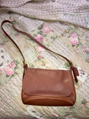 New Genuine Leather Coach Messenger Bag for Sale in Alexandria, VA