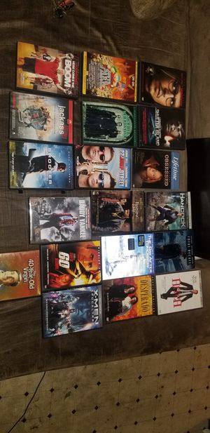 19 Dvd's sold as a whole lot. for Sale in Los Angeles, CA