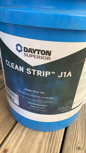 Dayton Superior Clean Strip J1A Form Release Agent for Sale in Piscataway, NJ