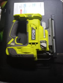 Jig Saw Brushless RYOBI P524 18-VOLT for Sale in Los Angeles,  CA