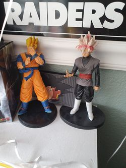 DragonBall Z figures for Sale in Tracy,  CA
