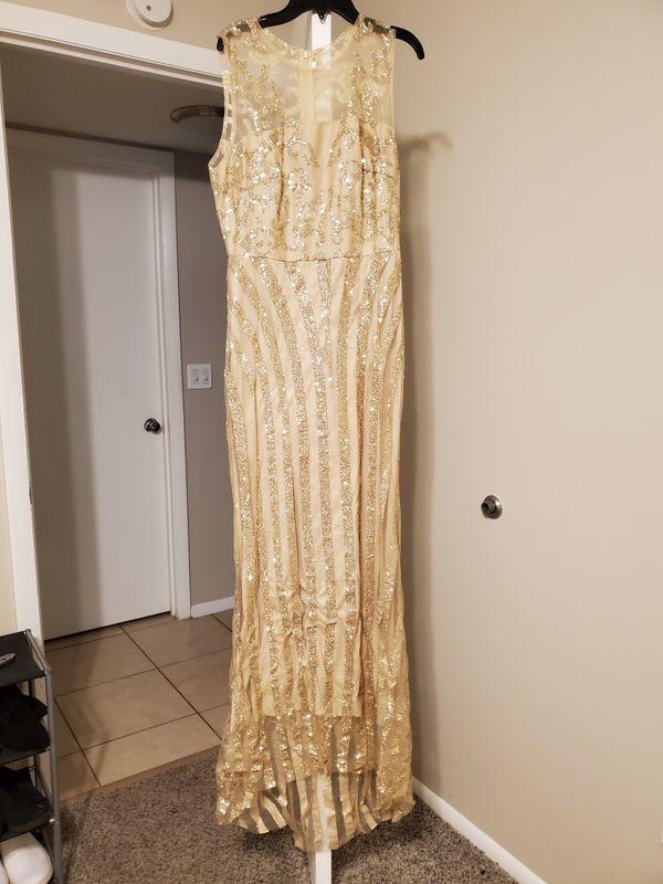 Reception evening dress Size S/M