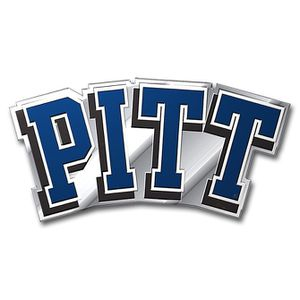 Pittsburgh Panthers Color Emblem for Sale in Pittsburgh, PA