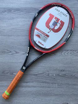 Wilson Pro Staff RF97 2015 Roger Federer Autograph Tennis Racket L3 - 4 3/8 NEW for Sale in Arlington,  VA