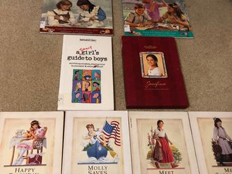 American Girl Josefina Collection Book Set/ American Girl First Edition Book Collection Set/ 2 Friendship Fun Books for Sale in Smyrna,  TN