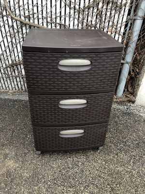 Large storage drawers for Sale in Woodridge, IL