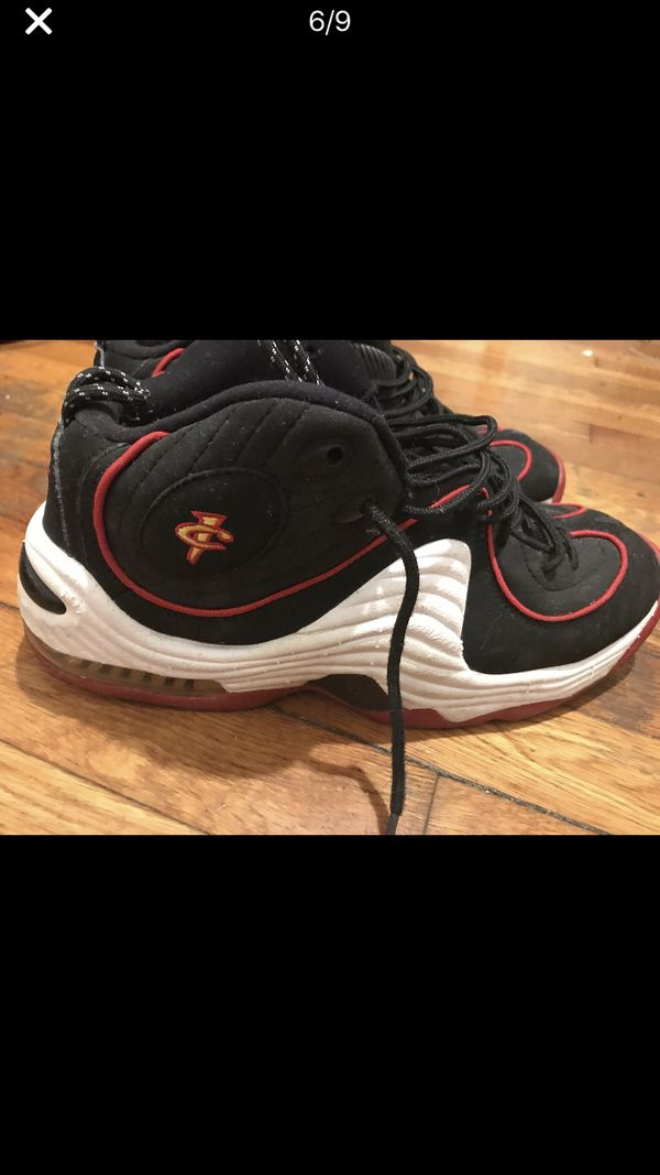 Nike penny's shoes
