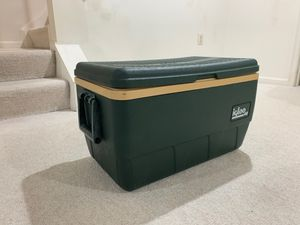 Vintage 1991 Igloo 48 Cooler Forest Green for Sale in Fairfax, VA