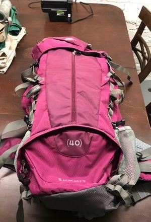 High Sierra summit camping backpack for Sale in Mt. Juliet, TN