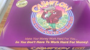 Cashflow board game (brand new) for Sale in Alameda, CA