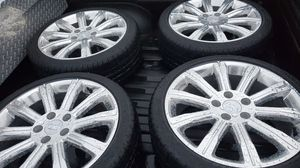 Cadillac wheels and tires for Sale in Mill Creek, WA