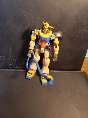 Mummy Gundam G Bandai Mobile Suit Fighter Neo Egypt Figure VTG Incomplete for Sale in Dallas, TX