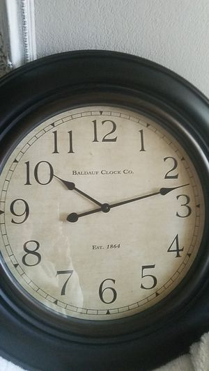 Wall Clock for Sale in Fresno, CA
