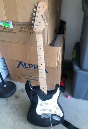 Electric guitar for Sale in Corona, CA