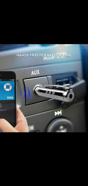 AUX BLUETOOTH Receiver ANY STEREO & PHONE for Sale in Fontana, CA