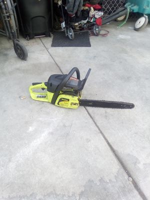 """Po u lan chainsaw 14"""" for Sale in Los Angeles, CA"""