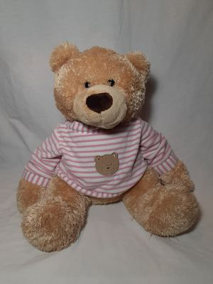 "Large Plush Brown Teddy Bear Stuffed 24"" Unbranded for Sale in East Point, GA"
