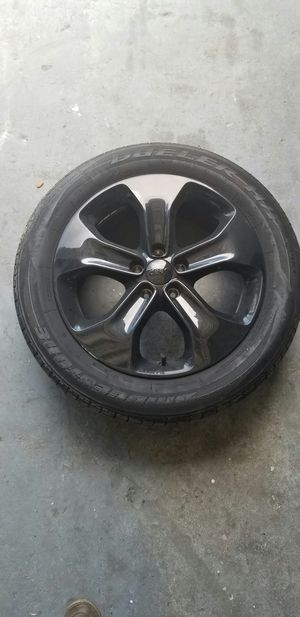 Wheels set for 18-21 JEEP COMPASS for Sale in Opa-locka, FL