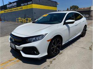 2018 Honda Civic Hatchback for Sale in Escondido, CA