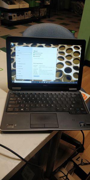 Dell latitude E7240 ultrabook, I7, 256ssd, 8gb Ram for Sale in Peoria, AZ