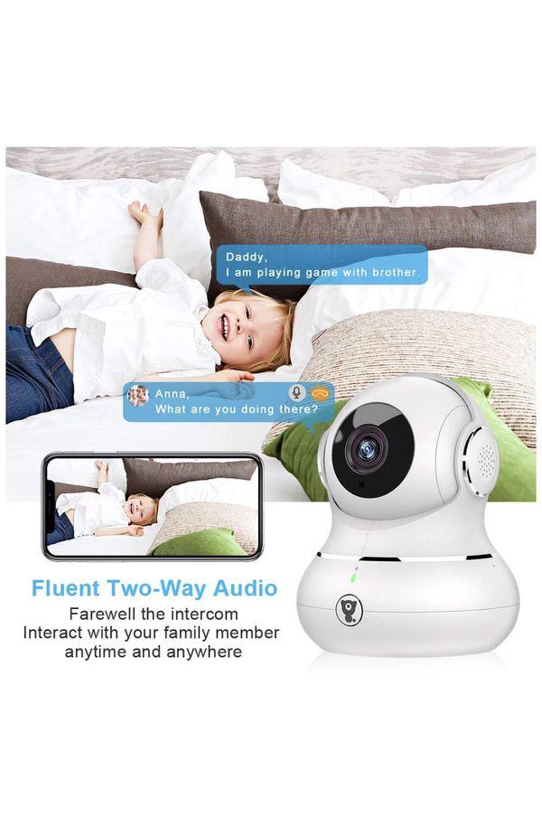 WiFi Home Security Camera