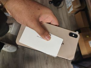 iPhone xs max factory unlocked for Sale in Dallas, TX