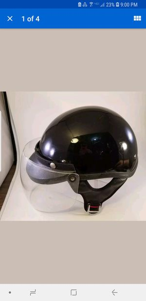 BELL BIKERS HELMET DOT BANDITO Sz MEDIUM or SMALL for Sale in Concord, MA